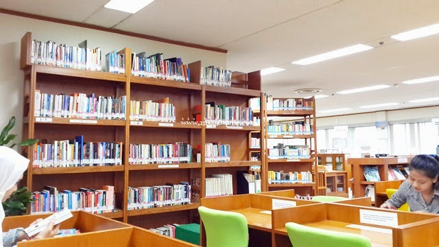 Image result for japan foundation perpustakaan