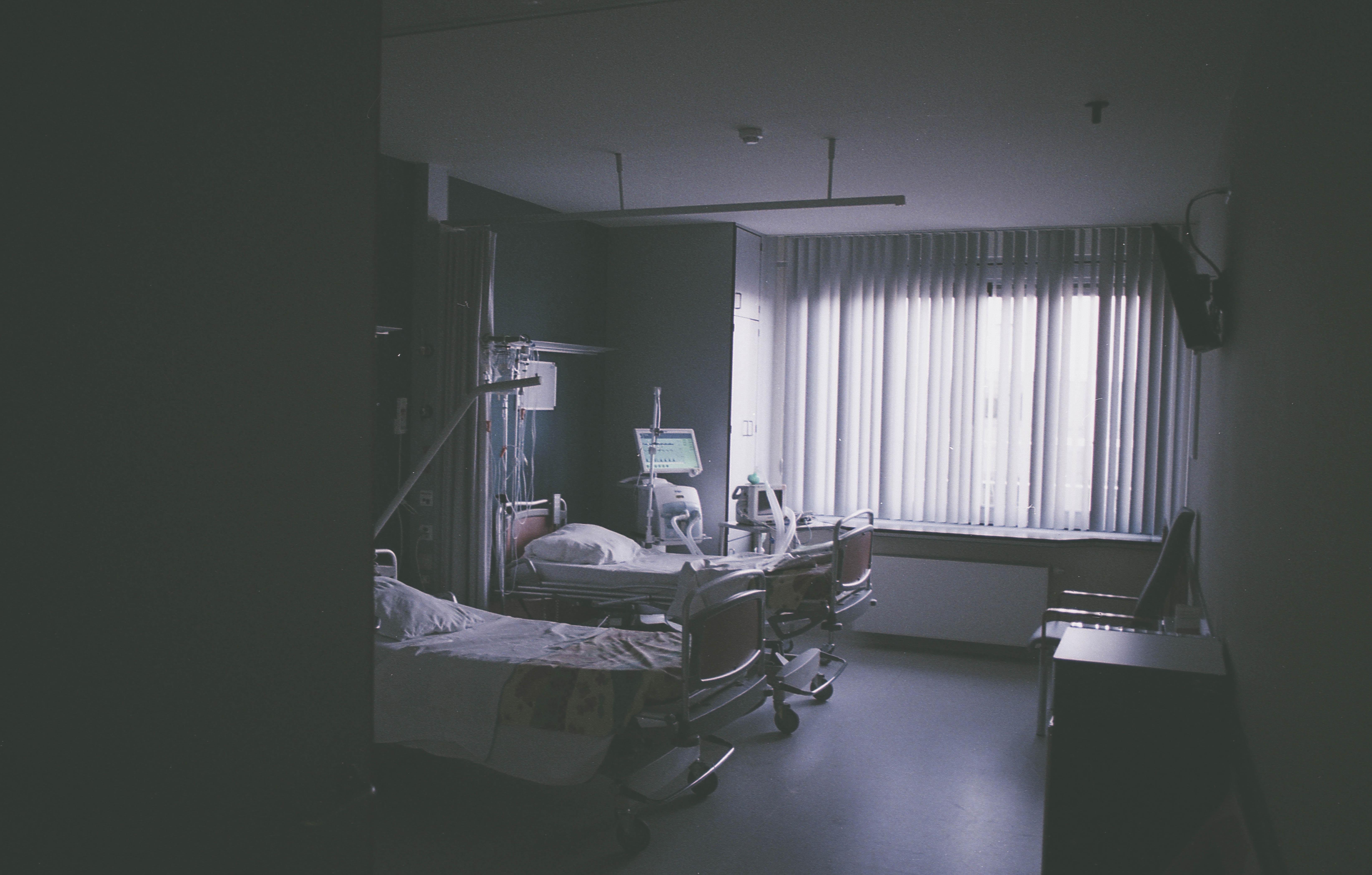 Hospitalized