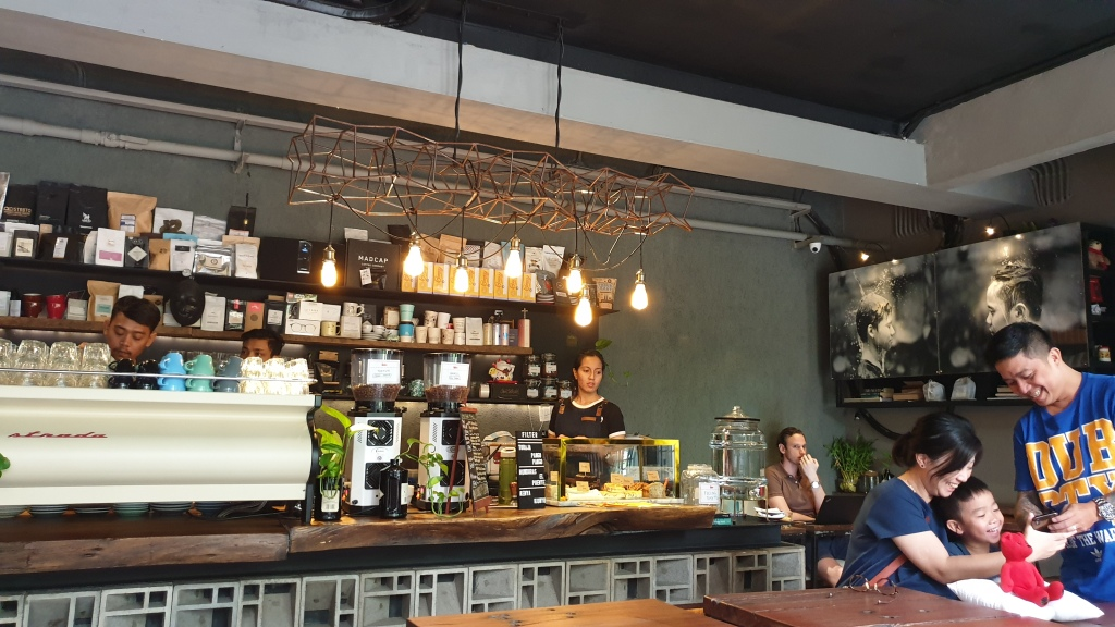 fillmore coffee ambience bar